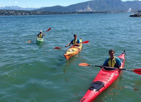 Cours Kayak Découverte