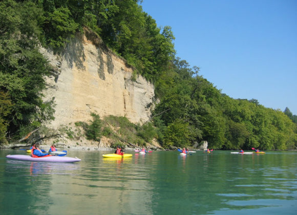 Cours Kayak de Rivière