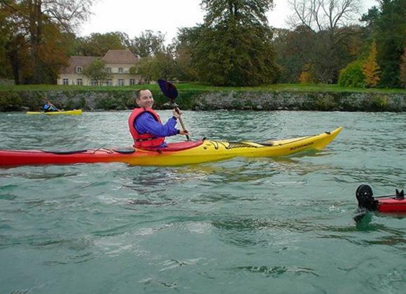Locations canoë kayak pour randonnée Nyon – Vengeron